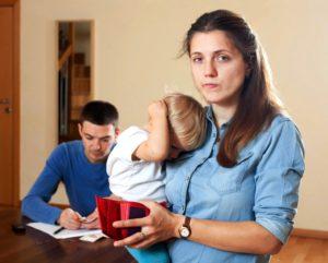 алиментные обязательства родителей и детей